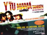Y Tu Mama Tambien - 30 x 40 Movie Poster - Style A