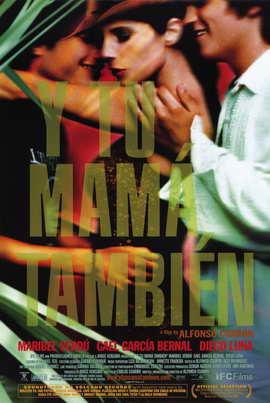 Y Tu Mama Tambien - 11 x 17 Movie Poster - Style C