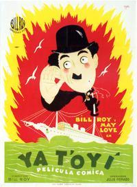 Ya T'oyi - 27 x 40 Movie Poster - Spanish Style A