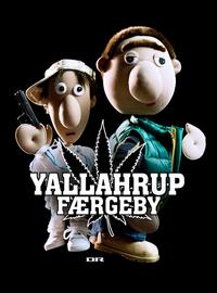 Yallahrup F�rgeby - 11 x 17 TV Poster - Danish Style A