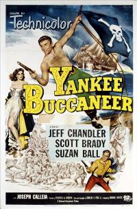 Yankee Buccaneer - 11 x 17 Movie Poster - Style A
