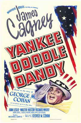 Yankee Doodle Dandy - 11 x 17 Movie Poster - Style A