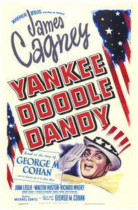 Yankee Doodle Dandy - 43 x 62 Movie Poster - Bus Shelter Style A