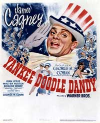 Yankee Doodle Dandy - 11 x 17 Movie Poster - Style E