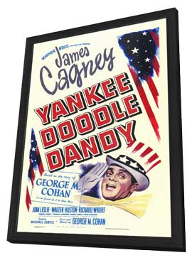 Yankee Doodle Dandy - 11 x 17 Movie Poster - Style A - in Deluxe Wood Frame