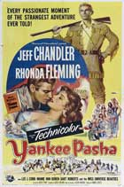 Yankee Pasha - 11 x 17 Movie Poster - Style A