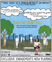 Year of the Dog - 11 x 17 Movie Poster - Style B