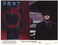 Year of the Dragon - 11 x 14 Movie Poster - Style F