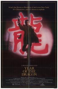 Year of the Dragon - 11 x 17 Movie Poster - Style A