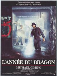 Year of the Dragon - 11 x 17 Movie Poster - French Style A
