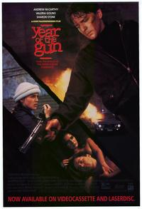 Year of the Gun - 27 x 40 Movie Poster - Style A