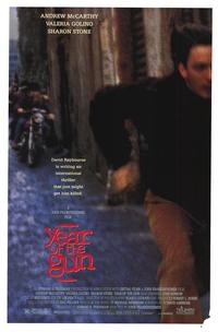 Year of the Gun - 11 x 17 Movie Poster - Style B