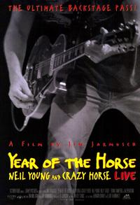 Year of the Horse - 11 x 17 Movie Poster - Style A