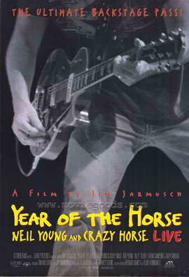 Year of the Horse - 27 x 40 Movie Poster - Style A