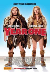 Year One - 11 x 17 Movie Poster - Australian Style A