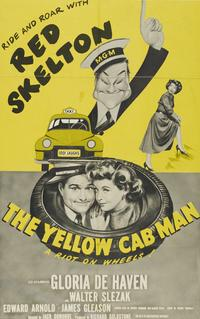 The Yellow Cab Man - 43 x 62 Movie Poster - Bus Shelter Style A