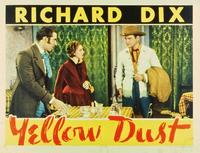 Yellow Dust - 11 x 14 Movie Poster - Style A