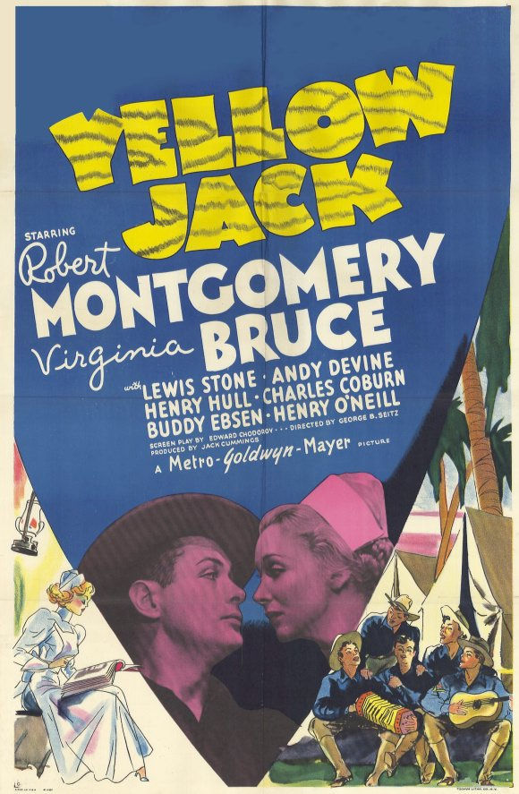 yellow jack movie posters from movie poster shop