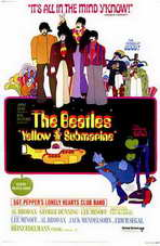 Yellow Submarine - 11 x 17 Movie Poster - Style A