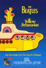 Yellow Submarine - 11 x 17 Movie Poster - Style D