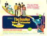 Yellow Submarine - 11 x 17 Movie Poster - Style F