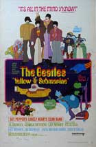 Yellow Submarine - 11 x 17 Movie Poster - Style G