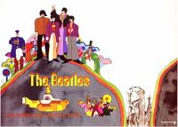Yellow Submarine - 11 x 17 Poster - Foreign - Style A