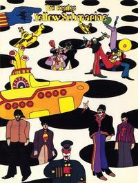 Yellow Submarine - 11 x 17 Movie Poster - Style B