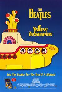 Yellow Submarine - 27 x 40 Movie Poster - Style B