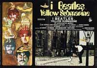 Yellow Submarine - 11 x 14 Movie Poster - Style B