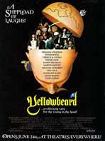 Yellowbeard - 27 x 40 Movie Poster - Style B