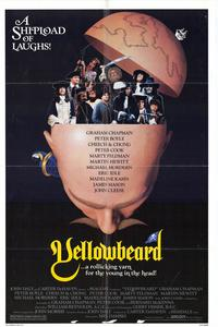 Yellowbeard - 11 x 17 Movie Poster - Style A