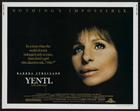 Yentl - 22 x 28 Movie Poster - Half Sheet Style A