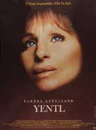 Yentl - 27 x 40 Movie Poster - French Style A