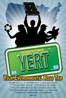 YERT: Your Environmental Road Trip - 11 x 17 Movie Poster - Style A