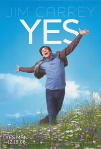 Yes Man - 43 x 62 Movie Poster - Bus Shelter Style A