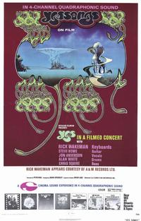 Yessongs - 11 x 17 Movie Poster - Style A