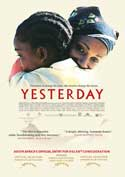 Yesterday - 11 x 17 Movie Poster - South Africa Style A