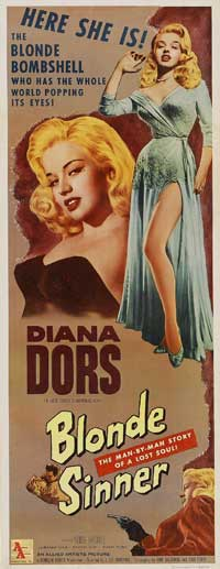 Yield to the Night - 14 x 36 Movie Poster - Insert Style A
