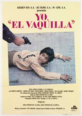 Yo, El Vaquilla - 27 x 40 Movie Poster - Spanish Style A