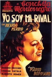 Yo Soy Mi Rival - 11 x 17 Movie Poster - Spanish Style A