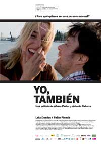 Yo tambien - 11 x 17 Movie Poster - Spanish Style A