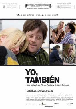 Yo tambien - 11 x 17 Movie Poster - Polish Style A