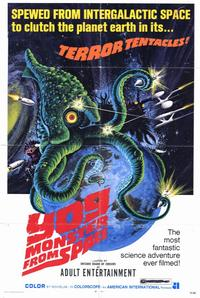 Yog, Monster from Space - 11 x 17 Movie Poster - Style A