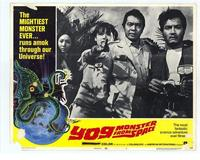 Yog, Monster from Space - 11 x 14 Movie Poster - Style G