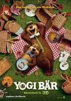 Yogi Bear - 11 x 17 Movie Poster - German Style A