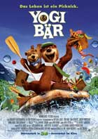 Yogi Bear - 11 x 17 Movie Poster - German Style B