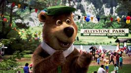 Yogi Bear - 8 x 10 Color Photo #31