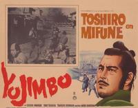 Yojimbo - 22 x 28 Movie Poster - Half Sheet Style A