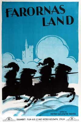 Yolanda - 11 x 17 Movie Poster - Swedish Style A
